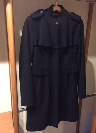 Пальто diane von furstenberg кашемир