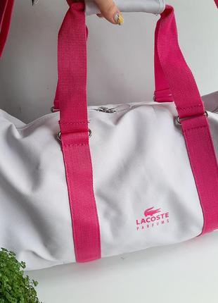 Lacoste спортивная сумка 💟