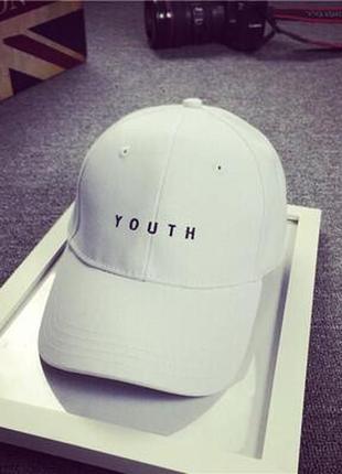 Бейсболка youth кепка панамка 1315
