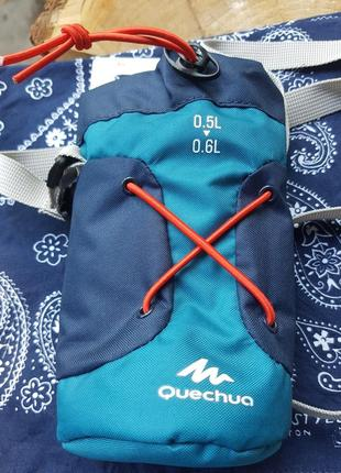 Туристическая сумка для бутылки quechua