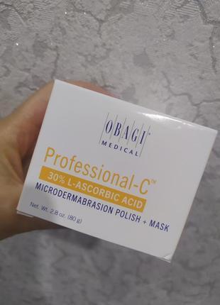Obagi professional-c 30%   с эффектом микродермабразии, 80 г
