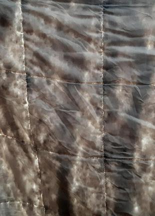Одеяло шелковое германия натуральное шелк новая шерсть
