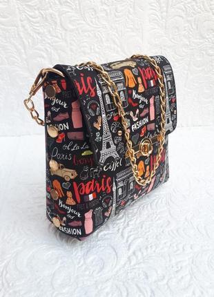 Сумка клатч сумочка маленькая сумочка