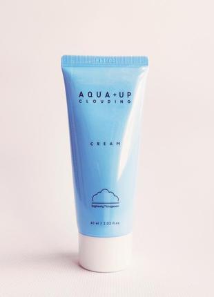 Крем для лица увлажняющий паровой a'pieu aqua up clouding cream 60мл