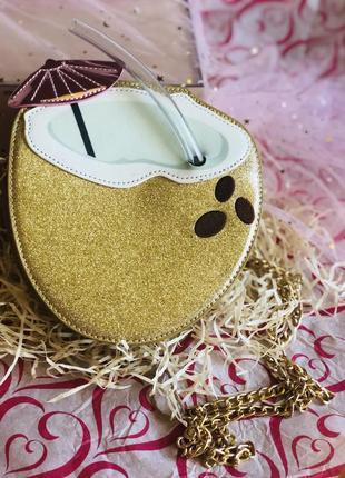 Сумочка кокос