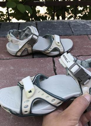 Оригинальные трекинговые сандали босоножки merrell cabo sport
