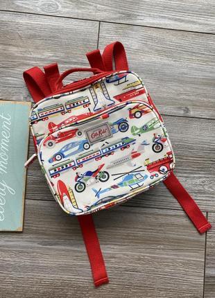 Рюкзак с машинками cath kidston