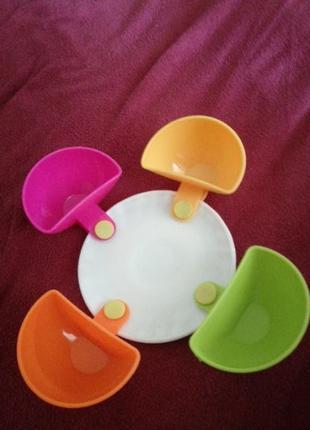 Емкости для соусов на тарелку