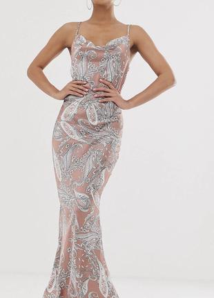 Платье-комбинация missguided