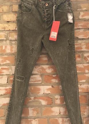 Женские джинсы сток.