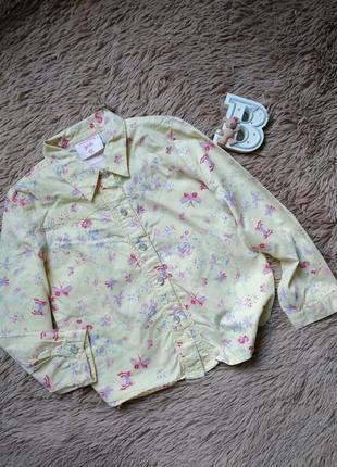 Красивая рубашка на девочку/блузка/блуза