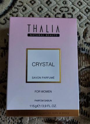 Парфюмированное мыло с ароматом bright crystal absolu