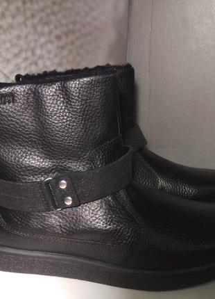 Новые зимние ботинки ессо, 39