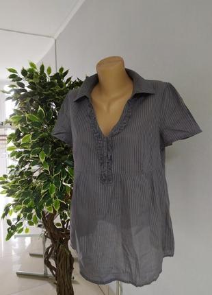 Блуза redoute літо р.50.