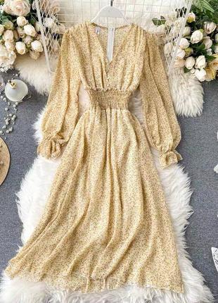 Шикарное платье 👗 миди