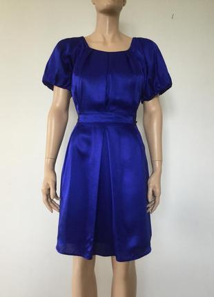 Платье шолковое