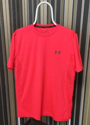 Мужская футболка для бега under armour