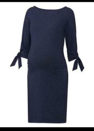 Хлопковое платье сарафан для беременных esmara s 36 /38