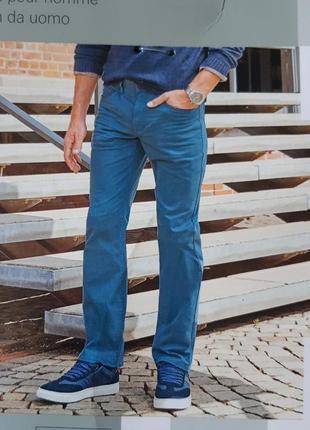 Синие брюки чино, штаны чиносы l 50 euro (34) watsons, германия