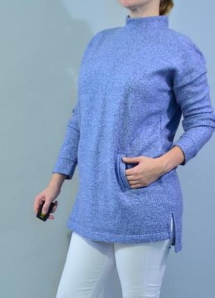 4450\60 буклированый свитер next xl