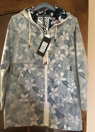 Куртка-дождевик khujo размер м/l