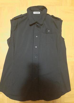 Роскошнейшая блузка jil sander оригинал