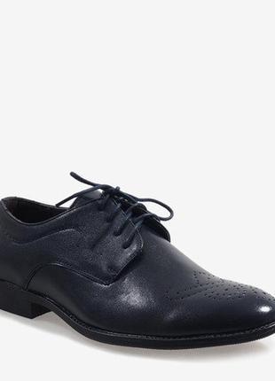 Темно-сині туфлі d181502b
