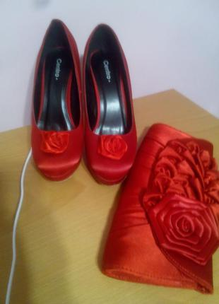 Набір, туфлі 39 р