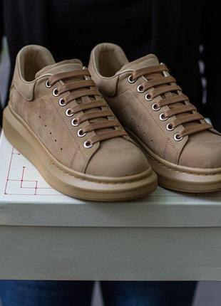 Распродажа🆘 alexander mcqueen luxury люксовые женские кроссовки маквин (36-40)😍