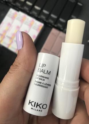 Гигиеническая помада kiko milano