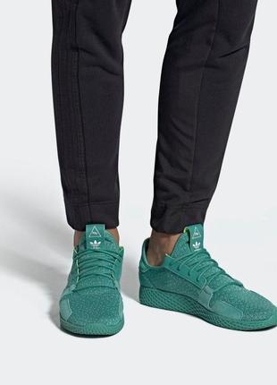 Adidas tennis hu v2 true green db3328