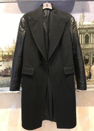 Пальто шерсть по фото коллекции d&g