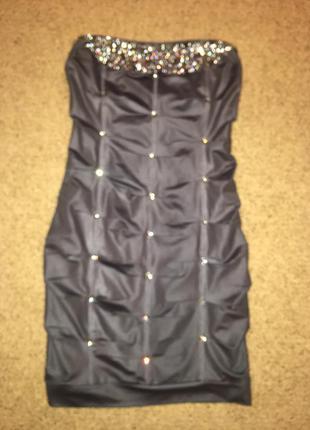 Красивенное вечернее платье модель sherri hill