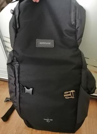 Рюкзак forclaz travel  40 l
