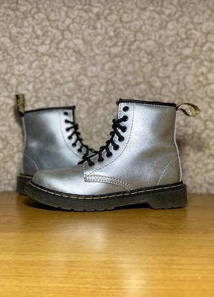 Кожаные детские ботинки dr. martens delaney aw501 оригинал размер 31