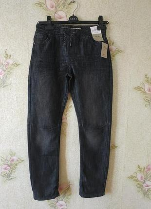 Новые джинсы на мальчика 11-12 лет denim co