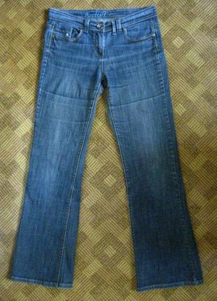 Джинсы, брюки, штаны bootcut от next  - размер m,l