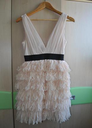 Шикарное платье на праздничную вечеринку