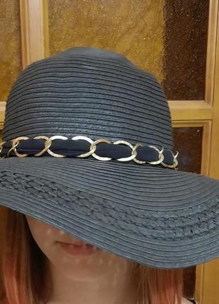 Красивая шляпа 56-57