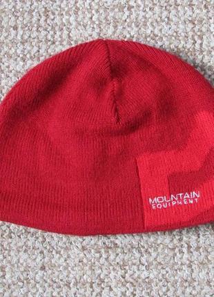 Mountain equipment шапка оригинал (one size)