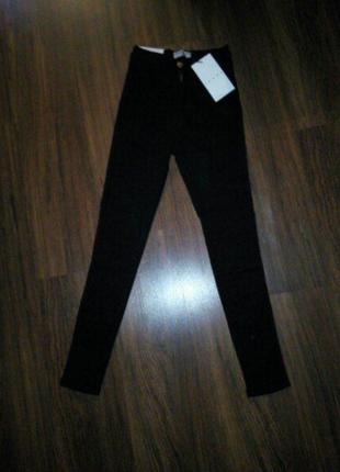 Черные джинсы american apparel