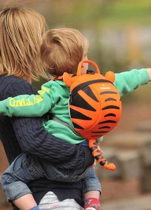 Littlelife disney tiger детский рюкзак  тигр. оригинал. 1-3 года