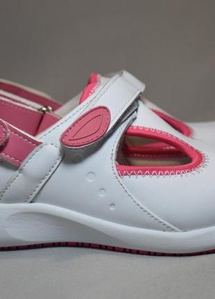 Обувь oxypas carin медицинская сабо шлепанцы сандалии. бельгия. оригинал. 38 р./ 24.5 см.