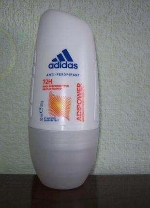 Дезодорант-антиперспирант роликовый adidas, 50 мл