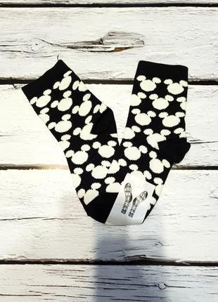 Носки с микки маусами дисней
