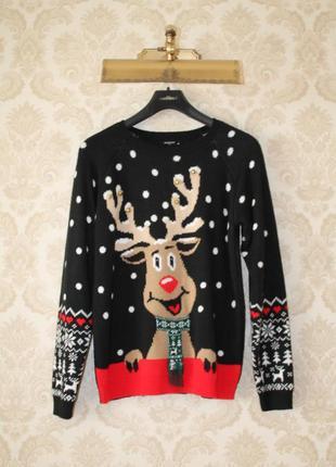 Новорічний светр reserved