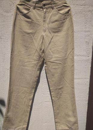 Классные  котоновые штаны, брюки warrick из финдяндии цена снижена!