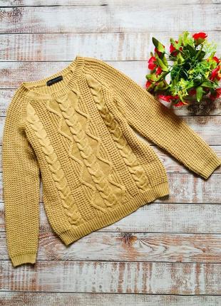 Вязаный свитерок zara