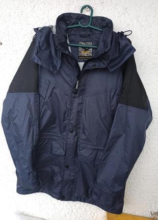 Ветровка salewa дождевик куртка с капюшоном трекинг турист trekking outdoor