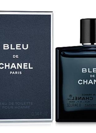 Chanel bleu de chanel  туалетная вода (мини)